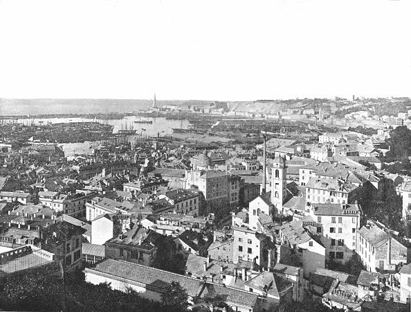 Horizon「General View Of The City Of Genoa」:写真・画像(19)[壁紙.com]