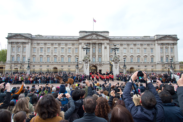 General View「The Duke And Duchess Of Cambridge Welcome A Daughter」:写真・画像(5)[壁紙.com]