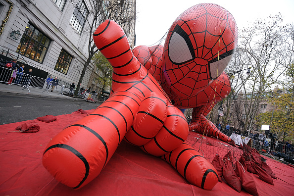 キャラクター「Floats, Balloons Prepped For Macy's Thanksgiving Day Parade」:写真・画像(3)[壁紙.com]