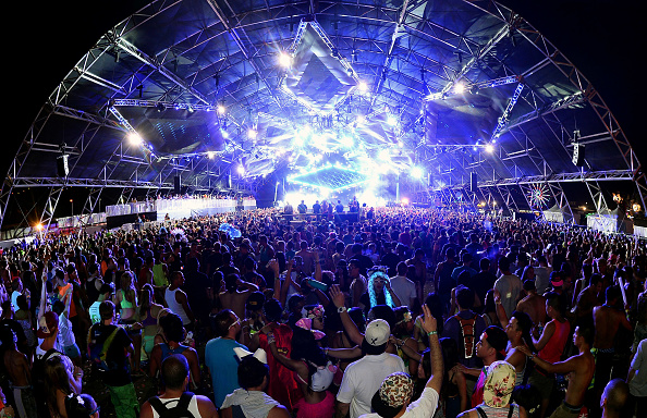 EDC「17th Annual Electric Daisy Carnival - Day 3」:写真・画像(5)[壁紙.com]