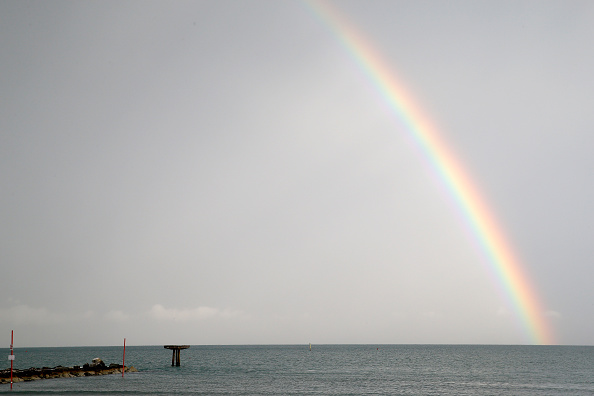 Double Rainbow「Atmosphere - 72nd Venice Film Festival」:写真・画像(14)[壁紙.com]