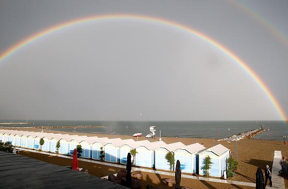 Double Rainbow「Atmosphere - 72nd Venice Film Festival」:写真・画像(12)[壁紙.com]