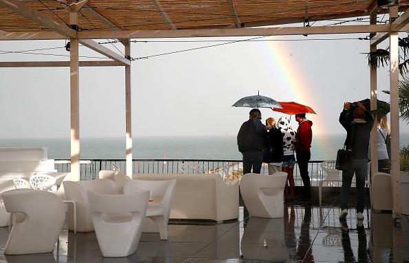 Double Rainbow「Atmosphere - 72nd Venice Film Festival」:写真・画像(19)[壁紙.com]