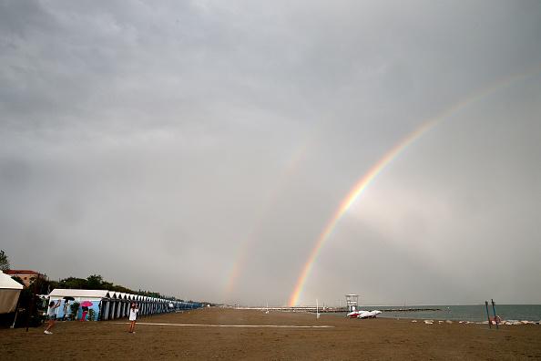 Double Rainbow「Atmosphere - 72nd Venice Film Festival」:写真・画像(18)[壁紙.com]