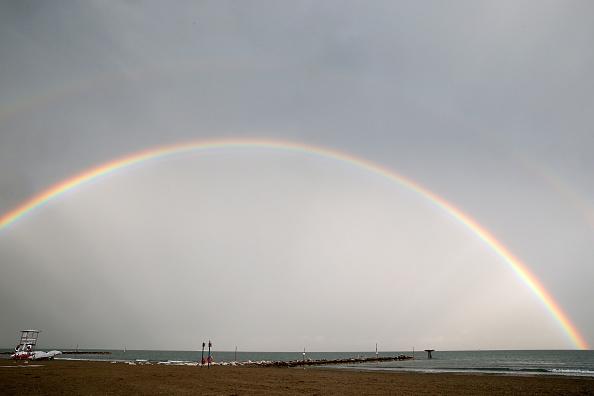 Double Rainbow「Atmosphere - 72nd Venice Film Festival」:写真・画像(16)[壁紙.com]
