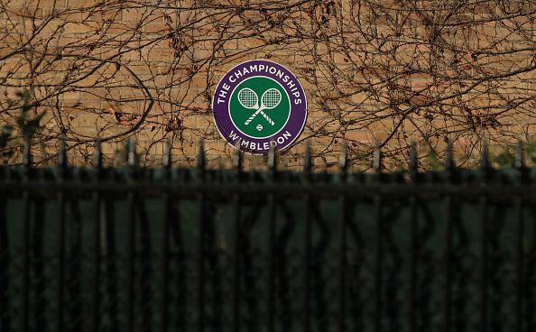 Wimbledon Lawn Tennis Championships「The UK Adjusts To Life Under The Coronavirus Pandemic」:写真・画像(1)[壁紙.com]
