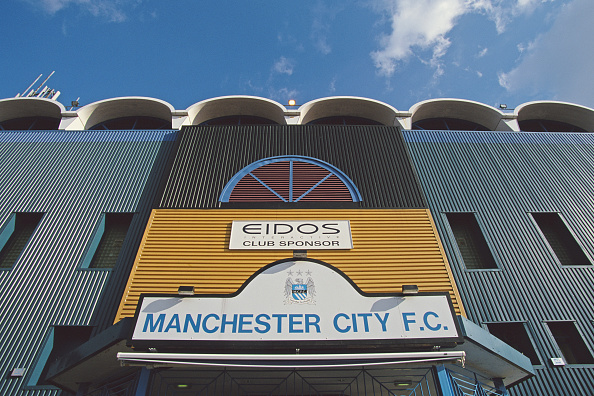 General View「Maine Road, Home of Manchester City 2001」:写真・画像(14)[壁紙.com]