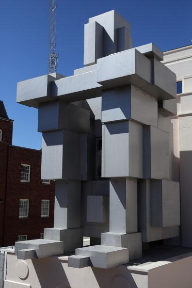 Antony Gormley「Artist Antony Gormley Unveils A New Inhabitable Sculpture」:写真・画像(16)[壁紙.com]