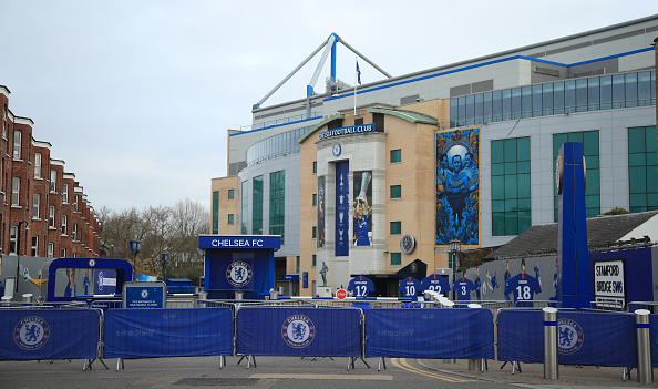 Stamford Bridge「UK On Lockdown Due To Coronavirus Pandemic」:写真・画像(17)[壁紙.com]