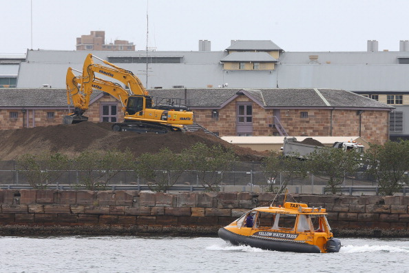 Green Light「Development Underway At Sydney's Barangaroo」:写真・画像(13)[壁紙.com]