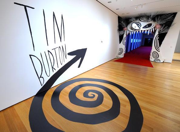 New York City Museum Of Modern Art「MoMA�s Second Annual Film Benefit, Honoring Tim Burton � Inside」:写真・画像(16)[壁紙.com]