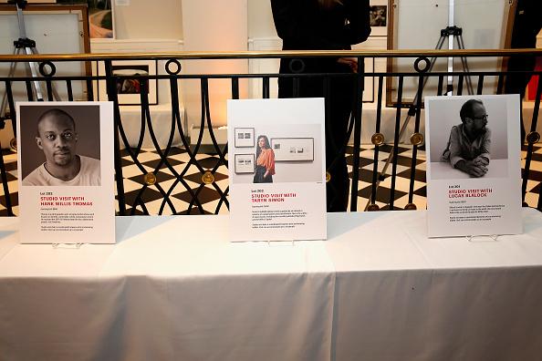 ピューリッツァー賞「Pulitzer Prize-Winning Photojournalist Lynsey Addario Honored At The 2017 ICP Spotlights Luncheon」:写真・画像(0)[壁紙.com]