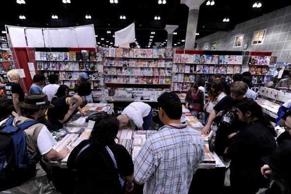 Anime Expo「Anime Expo 2010」:写真・画像(1)[壁紙.com]