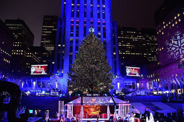 Christmas「83rd Rockefeller Center Tree Lighting 2015」:写真・画像(16)[壁紙.com]
