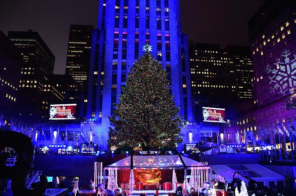Christmas「83rd Rockefeller Center Tree Lighting 2015」:写真・画像(0)[壁紙.com]