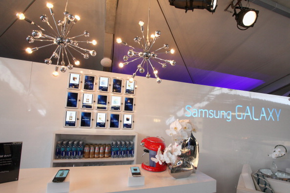 General View「The Samsung Galaxy Lounge At Mercedes-Benz Fashion Week Spring 2014 Collections - Day 2」:写真・画像(8)[壁紙.com]