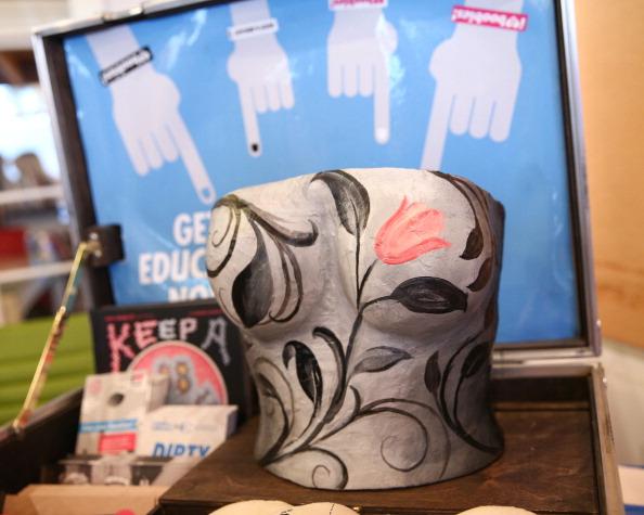 "Breast Cancer「Calavera x Kim Saigh x Keep A Breast - ""Bikinis, Boobies And Beer"" - Tattoo Print Swimwear Collection Launch, For Breast Cancer Awareness」:写真・画像(2)[壁紙.com]"