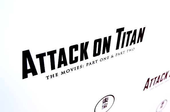"""進撃の巨人「""""ATTACK ON TITAN"""" World Premiere」:写真・画像(7)[壁紙.com]"""