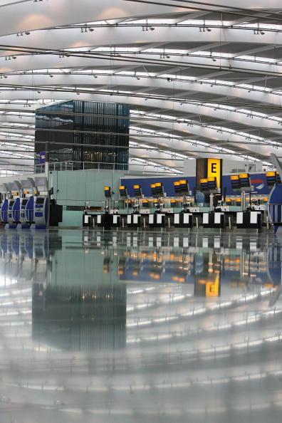 Terminal 5 Heathrow Airport「Heathrow Terminal Five - Official Opening」:写真・画像(12)[壁紙.com]