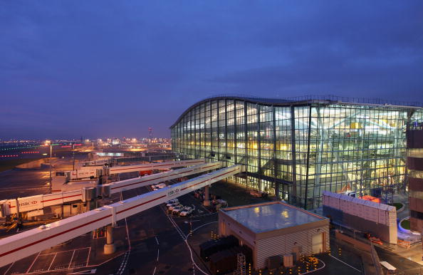 Heathrow Airport「Heathrow Terminal Five - Official Opening」:写真・画像(2)[壁紙.com]