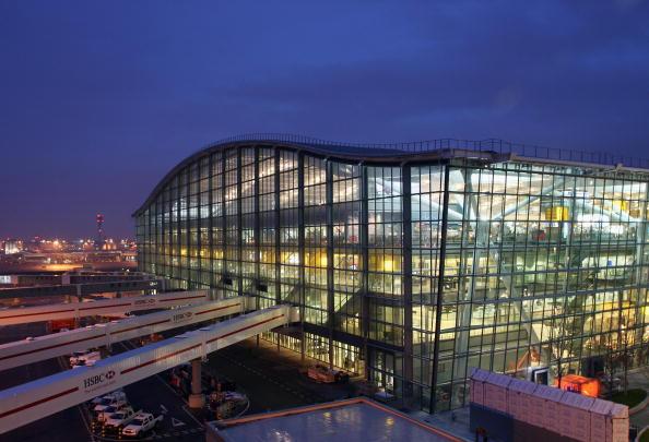 Terminal 5 Heathrow Airport「Heathrow Terminal Five - Official Opening」:写真・画像(4)[壁紙.com]