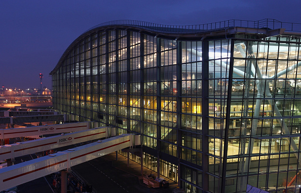 Heathrow Airport「Heathrow Terminal Five - Official Opening」:写真・画像(17)[壁紙.com]