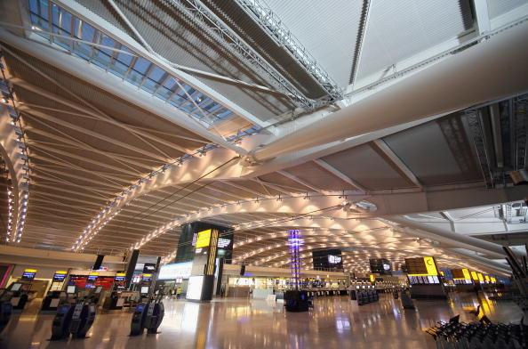 Terminal 5 Heathrow Airport「Heathrow Terminal Five - Official Opening」:写真・画像(0)[壁紙.com]