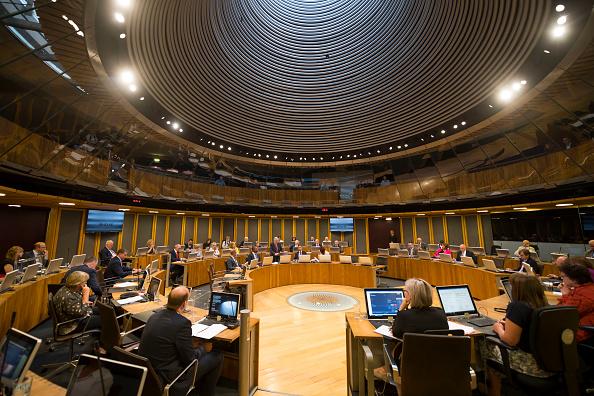Politics「Welsh Parliament Is Recalled」:写真・画像(4)[壁紙.com]