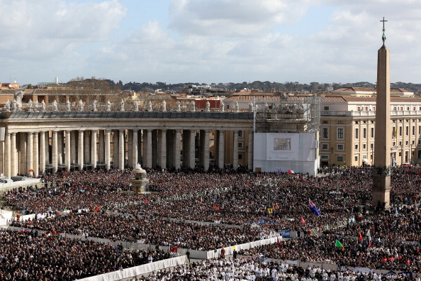 St「The Inauguration Mass For Pope Francis」:写真・画像(12)[壁紙.com]