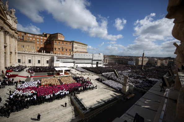 St「The Inauguration Mass For Pope Francis」:写真・画像(1)[壁紙.com]