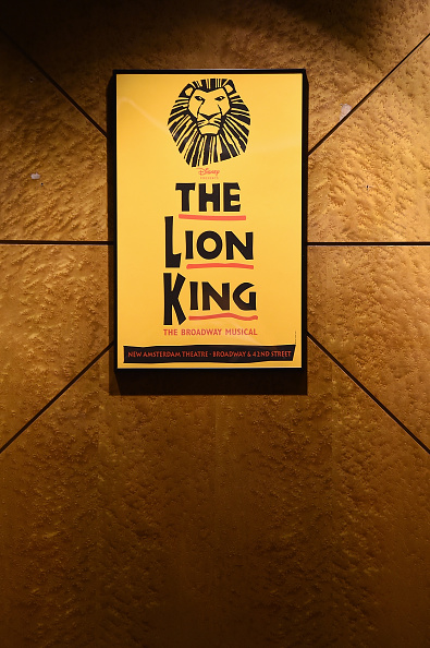 The Lion King「2018 Tony Awards Suite And Farver Exhibit At the SOFITEL New York Hotel」:写真・画像(3)[壁紙.com]