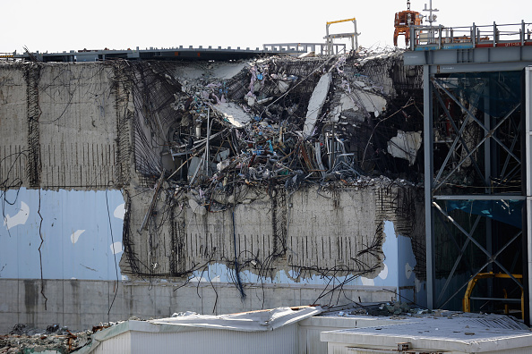 Accidents and Disasters「Fukushima Daiichi Nuclear Power Plant As Five Year Anniversary Of Devastating Tsunami Approaches」:写真・画像(5)[壁紙.com]