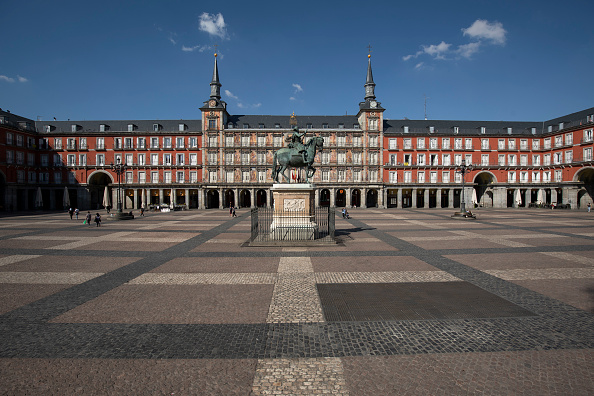Madrid「Spain To Impose Nationwide Lockdown To Combat The Coronavirus」:写真・画像(9)[壁紙.com]