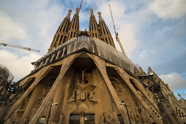 Sagrada Familia - Barcelona「Sagrada Familia Enters Final Construction Phase」:写真・画像(6)[壁紙.com]