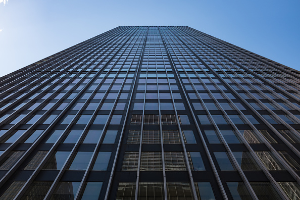 Construction Industry「Skyscraper To Be Demolished」:写真・画像(16)[壁紙.com]