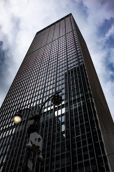 General View「Skyscraper To Be Demolished」:写真・画像(11)[壁紙.com]