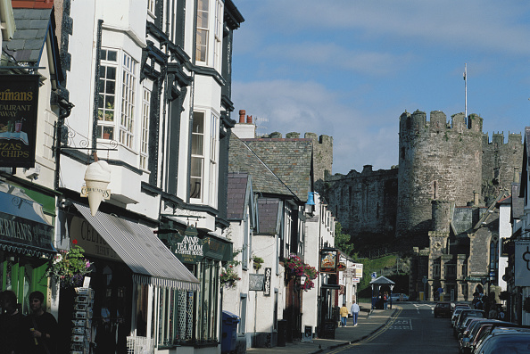 Conwy「Conwy Town」:写真・画像(8)[壁紙.com]