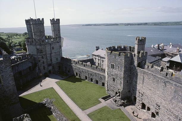 Caernarfon Castle View:ニュース(壁紙.com)