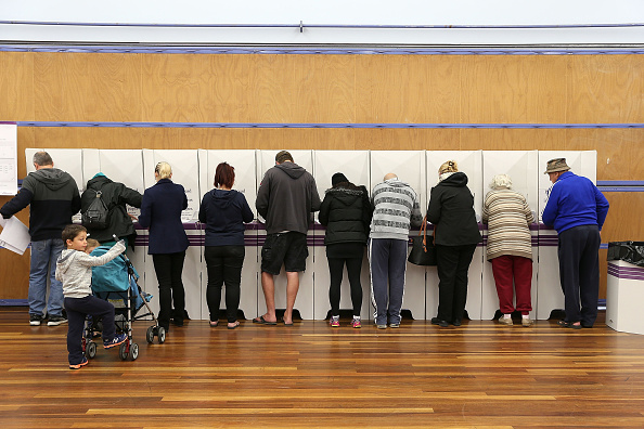 オーストラリア「Australians Head To The Polls To Vote In 2016 Federal Election」:写真・画像(12)[壁紙.com]
