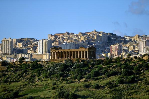 都市景観「Agrigento: Places To Visit」:写真・画像(2)[壁紙.com]