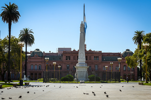 Buenos Aires「Argentina Under Total Quarantine Until End Of March Due To Coronavirus」:写真・画像(12)[壁紙.com]