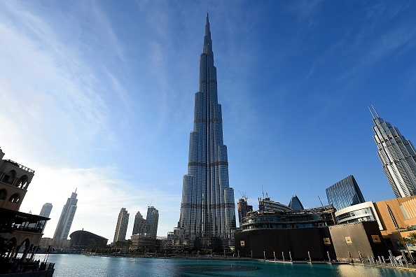 Dubai「General Views of Burj Khalifa in Dubai」:写真・画像(2)[壁紙.com]
