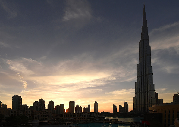 風景「General Views of Burj Khalifa in Dubai」:写真・画像(4)[壁紙.com]