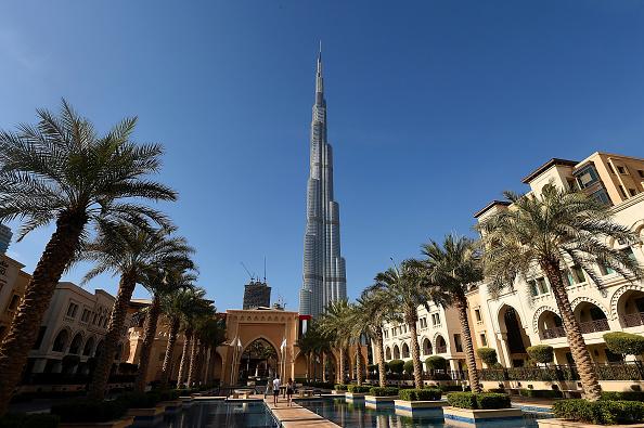 風景「General Views of Burj Khalifa in Dubai」:写真・画像(16)[壁紙.com]