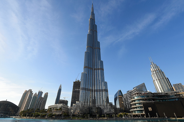 Dubai「General Views of Burj Khalifa in Dubai」:写真・画像(7)[壁紙.com]