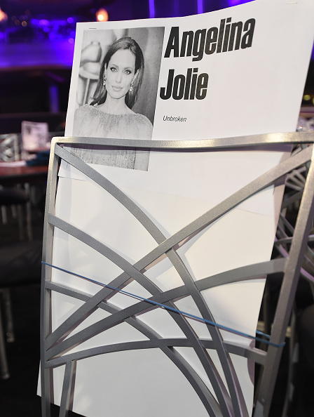 Nameplate「20th Annual Critics' Choice Movie Awards - Press Day」:写真・画像(1)[壁紙.com]