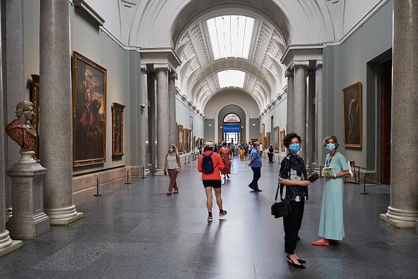 Madrid「'El Prado' Museum Reopens In Madrid」:写真・画像(5)[壁紙.com]