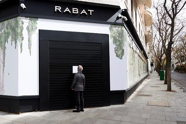 Madrid「Luxury Stores Shut Down Due To Covid-19 Crisis」:写真・画像(15)[壁紙.com]
