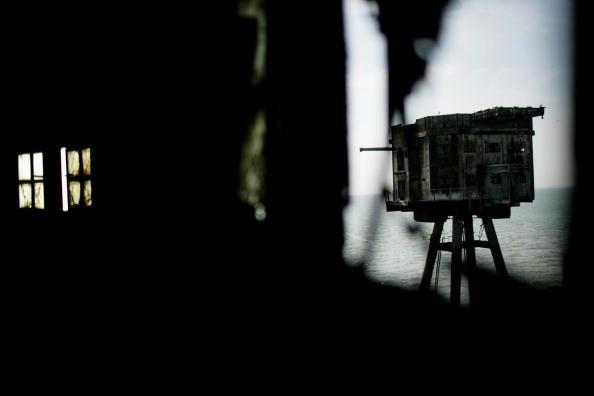 Magnet「Historic Redsands Fort Stand In Thames Estuary」:写真・画像(10)[壁紙.com]