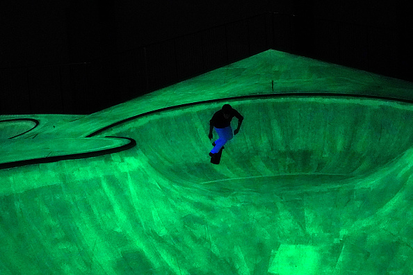 Skateboard Park「OooOoO By Koo Jeong A At Triennale Milano」:写真・画像(7)[壁紙.com]